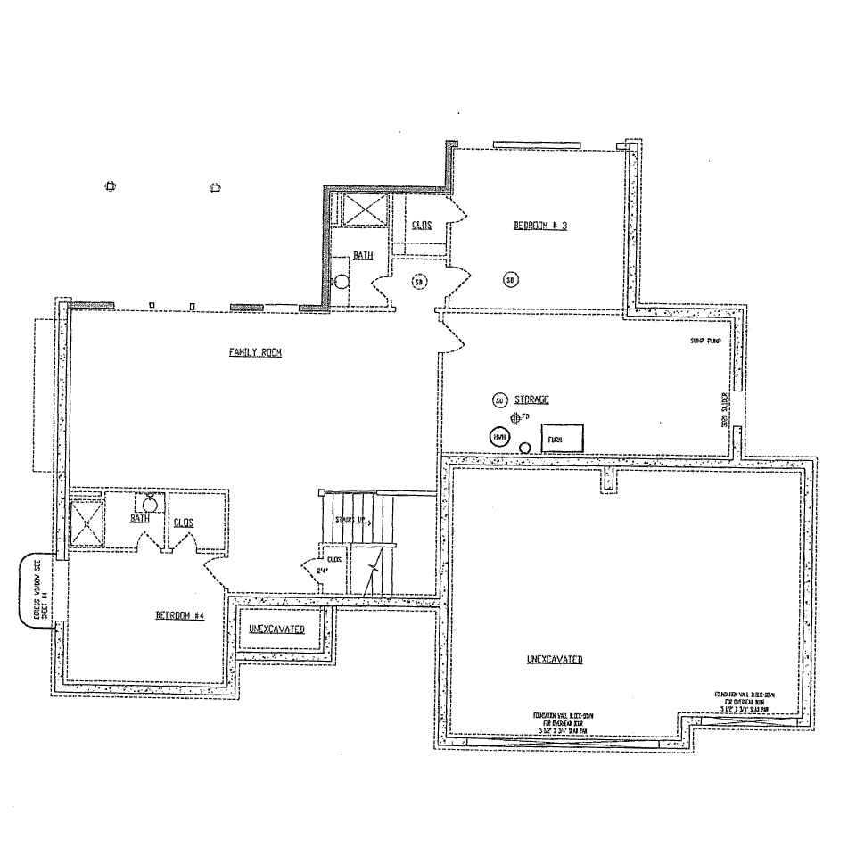 Oak brooke ranch reverse 1 1 2 story bellah Reverse one and a half story house plans