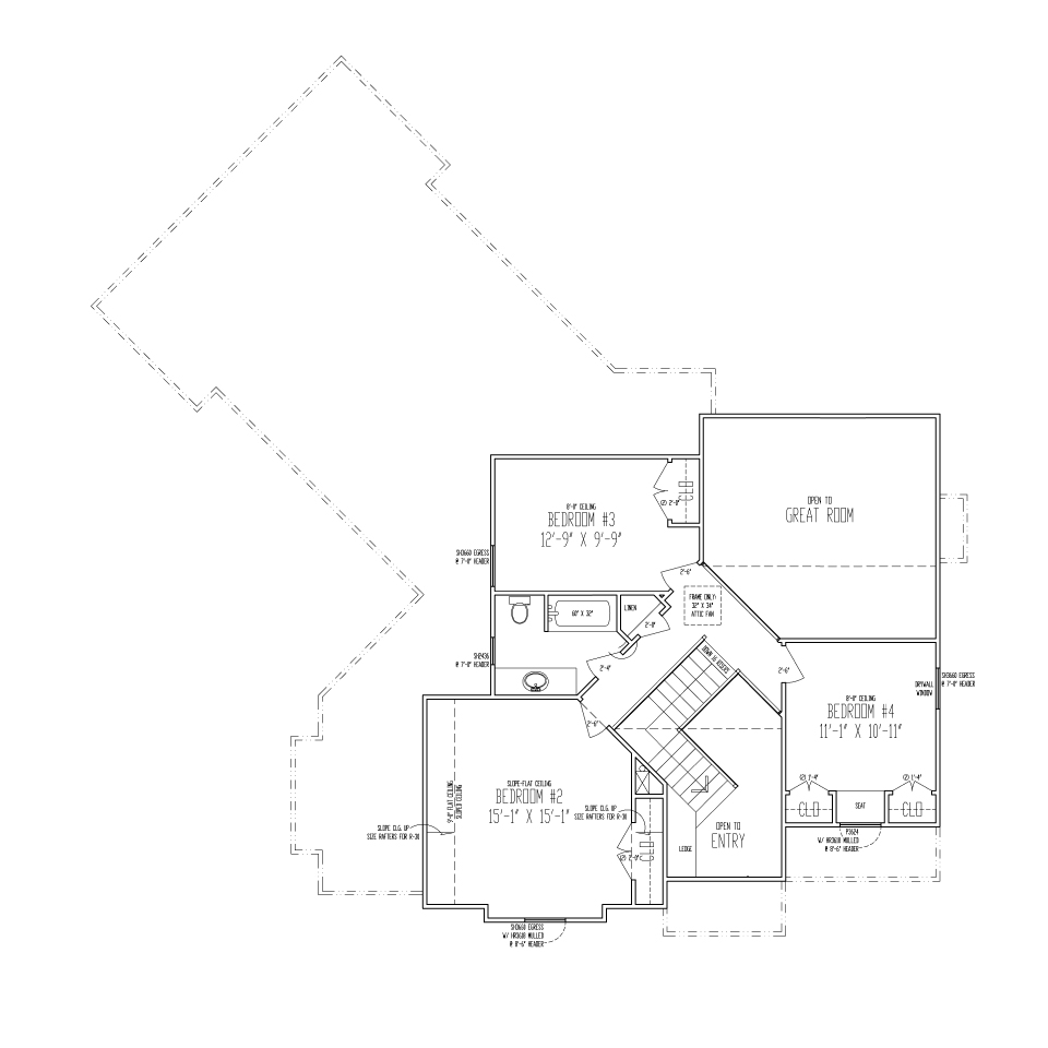 Oxford – 1 1/2 Story